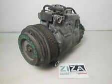 Compressore A/C Aria Condizionata BMW Serie 1 2.0 123D 2007 6SBU14C 447260-1851