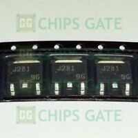 3PCS SANYO 2SJ281 TO-252 Very High-Speed Switching Applications IC