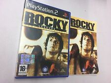 ROCKY LEGENDS  PS2 2 PAL USATO