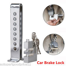 8 Hole Stainless Steel Car Van Clutch Lock Brake Strong Security Anti-Theft Lock