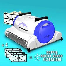 MAYTRONICS DOLPHIN THUNDER 10 DIGITAL Robottino Robot Elettrico Pulitore Piscina