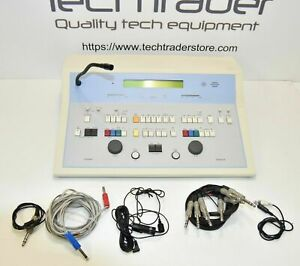 INTERACOUSTICS AC33 Clinical Audiometer / Tympanometer (perfect condition)