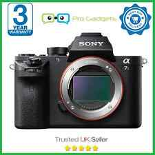 Sony Alpha a7S II 12.2MP 4K Fullframe Camera ILCE-7SM2 Mark II - 3 Year Warranty