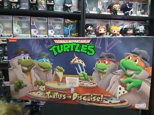 NECA tmnt turtles in disguise