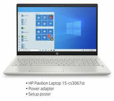 """HP Pavilion 15-cs3067st 15.6"""" Notebook, Intel i7, 8GB 1TB Full HD 1920 x 1080"""
