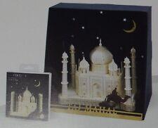 Taj Mahal Paper Nano Intricate Laser Cut Paper Model Construction PN-106