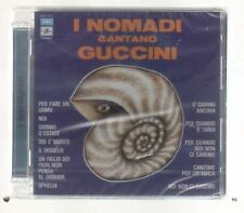 I NOMADI CANTANO GUCCINI CD  SIGILLATO!!!