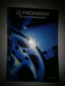 Catalogue PIONEER 97/98