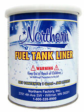 Northern RW0125-3 Northern Fuel Tank Liner Pint Metal Tanks Motorcycles ATV