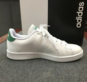 Adidas * Advantage Cloud White Tennis Shoes for Men COD PayPal