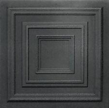 Antique Finish Ceiling Tiles Black R33 4 Sale