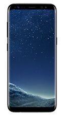 "SAMSUNG GALAXY S8 G950F 64GB 5,8"" 4G LTE BLACK GARANZIA 24 MESI NO BRAND NUOVO"