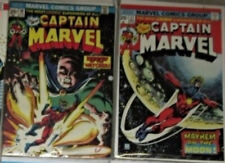 Captain Marvel U-PICK ONE #36,37 or 39 (1975) PRICED PER COMIC