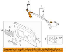 Toyota Oem 06-12 Rav4 Back Door-Glass Trim Right 679370R010B0