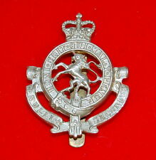 Governor General's Horse Guards white metal cap badge
