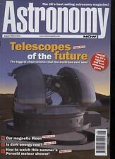 ASTRONOMY MAGAZINE - August 2010