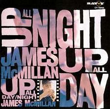 Up All Day Up All Night by James McMillan (CD, 1996 Denon/Savoy) UK Jazz Trumpet