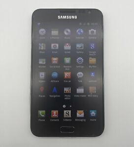 Samsung  Galaxy Note GT-N7000B - 16GB - Black - Good Condition-