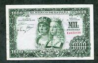 BILLETE 1000 PESETAS 1957  SERIE V6572859 EBC
