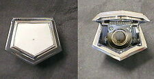 1965 to 1966 Ford Thunderbird New Trunk Lock Cover and Housing assembly