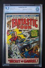 FANTASTIC FOUR #121 Marvel, CBCS not CGC 9.2 grade, Silver Surfer & Air-Walker