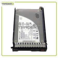 """692168-B21 HP 160GB 2.5"""" 3G SATA 2.5"""" SSD VO0160ECHPL 692317-001 W/ Tray"""