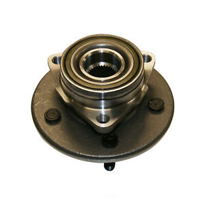 Wheel Bearing and Hub Assembly Front GMB 725-0020 fits 2000 Ford F-150