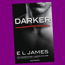 E L James Darker - Fifty Shades of Grey-Gefährliche Liebe von Christian selbst