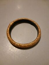 Bangle.《. New Gold Glittery Sparkly