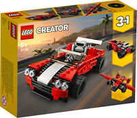 31100 LEGO Creator Sports Car 134 Pieces Age 6 Years+