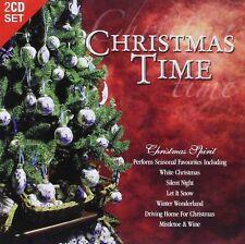 Christmas Time/Various CD - NEUF