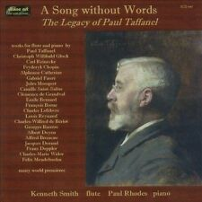 A Song without Words the Legacy of Paul Taffanel, New Music