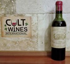 1955 Chateau Margaux Margaux Bordeaux wine, 375 mL
