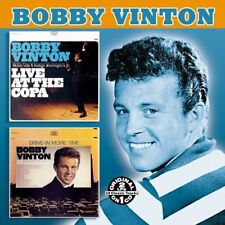 Bobby Vinton: Live At The Copa / Drive-In Movie Time NEW CD