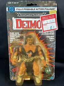 vintage DEIMOS Lost World of the Warlord Remco action figure 1983 SEALED toy