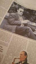PETER KING. JAZZ saxophonist. UK Times Obituary. 8.9.20