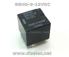 G8ND-2-12VDC OMRON ; G8ND-2; G8ND212VDC - 1 Relé - Nuevos de fábrica