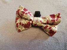 Small Dog Bow Tie