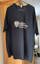 Notts County Fc 1862 Football in the community supporters T/Shirt size Xl