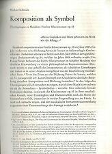 Michael Schmidt, Komposition als Symbol, Skrjabin 5. Klavier-Sonate op 53, 1985