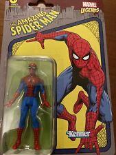 "? Marvel Legends Spiderman Action Figure Vintage Collection by Kenner 3.75"""