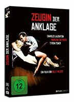 Zeugin der Anklage (1957)[Limited Digipack/Blu-ray/NEU/OVP] von Billy Wilder