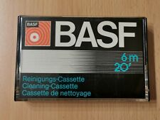 BASF Reinigungs- Kassette, MC Reinigungs- KassetteVintage