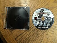 Medal of Honor: European Assault (Sony PlayStation 2, 2005) Disc & Case