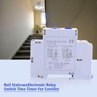 Elettronico Relè Temporizzatore Luci Scale corridoio Timer Interruttore Switch R