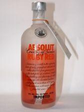 Absolut vodka Ruby Red old 500 ml 40% vol. rar 0,5 L