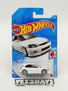 2021 Hot Wheels '99 Honda Civic TYPE R [EK9] | J - IMPORTS GRX62