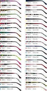 Change me Wechselbügel 2019 - 2020 Damen Brille Brillenbügel Kunststoff Neu