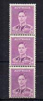 Australia 1941 2d coil pair +1 MNH/MH