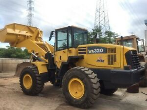 Komatsu  Wheeled Loader - Workshop Manuals - Many Many Models!!!